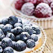 Fruit Tarts Poster