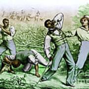 Fugitive Slave Law Poster