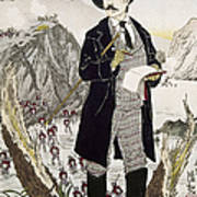 Fukuchi Genichiro Poster