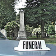 Funeral Poster