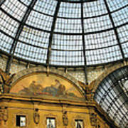 Galleria In Milan I Poster