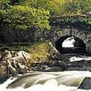 Galways Bridge, Killarney National Poster