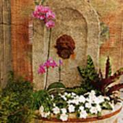 Garden Deco Poster