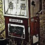 Gaspump  Poster