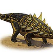 Gastonia Burgei, A Prehistoric Era Poster