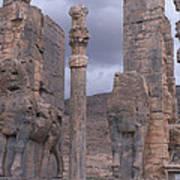 Gate Of Xerxes Poster