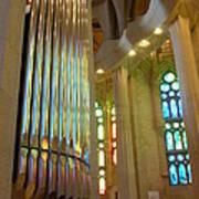 Gaudi's Vision Poster