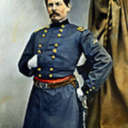 General George Mcclellan Poster