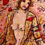 Gentle Nude Poster