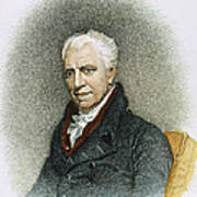 George Crabbe (1754-1832) Poster