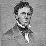 George Steers (1820-1856) Poster
