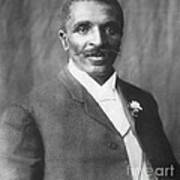 George W. Carver, African-american Poster