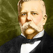 George Westinghouse Poster
