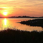 Georgian Bay Sunset Poster