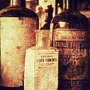 German Liver Powder Poster