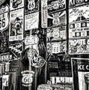 Get Your Kicks On Route 66 II Poster