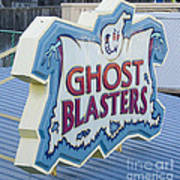 Ghost Blasters Poster