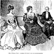 Drawings, 1900 Poster