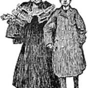 Gibson: Quarrel, 1906 Poster