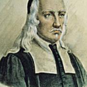 Giovanni Alfonso Borelli Poster
