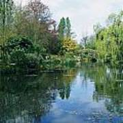 Giverny Gardens, Normandy Region Poster
