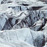 Glacier Poster