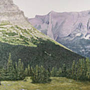 Glacier National Park Montana Poster