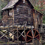 Glade Creek Grist Mill Series II Poster