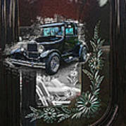 Glass Etching Classic Poster
