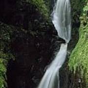 Glenariff Falls, Glens Of Antrim, Co Poster