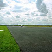 Gliders At Tibenham Poster