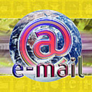 Global E-mail Poster