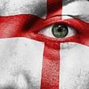 Go England Poster
