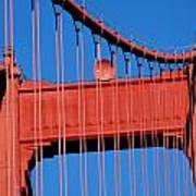 Golden Gate Bridge Summit Poster