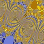 Golden Vortices Poster