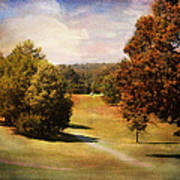 Golf Course Iv Poster