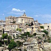 Gordes In Provence Poster