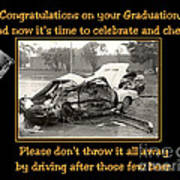Graduation Card Poster