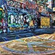 Graffiti Playground Poster