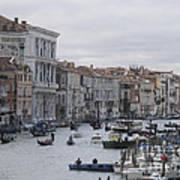 Gran Canal. Venice Poster