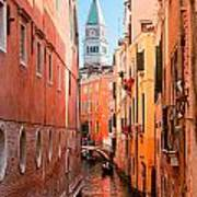 Grand Canal - Venice Poster