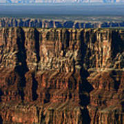 Grand Canyon Cliffs IIi Poster