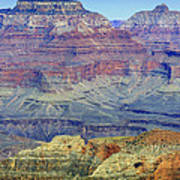Grand Canyon Landscape II Poster