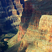 Grand Canyon Magic Of Light Poster