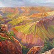 Grand Canyon Poster by Robert Carver