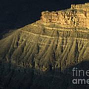 Grand Canyon Silence Poster