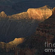 Grand Canyon Vignette 1 Poster