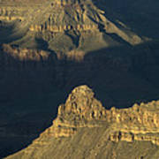 Grand Canyon Vignette 2 Poster