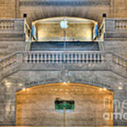 Grand Central Terminal East Balcony I Poster
