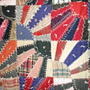Grandma Baird's Quilt Poster